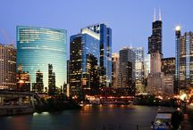 Cities:  Chicago / Home - for now  ;-) / by Evelyn's Pins