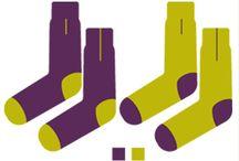 Cosas molonas / Los calcetines más molones del mundo mundial
