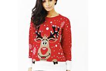 Sweterki świąteczne