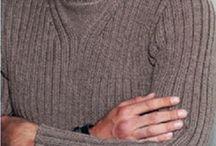 Knitting - men's fashion