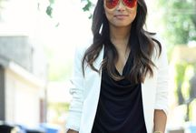 Spring & Summer Style Outfits / spring and summer outfits, warm weather style, fashion