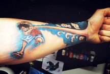 manga tatoo