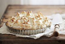 Lemon merangue tart