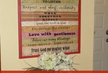 Art work for the home / by Jennifer Eversole