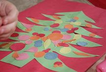 Christmas crafts / by Becky Hill