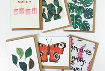 Katrina Sophia / Nature-inspired art, stationery & homeware