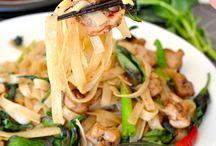 Recipes: Asian Fare