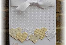 Card Making - Wedding