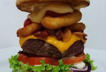 Nossa Arte - A Burgers