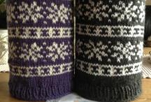 Knitting / Strikkeprodukter