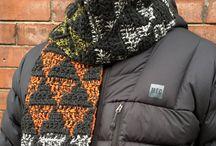 Crochet Mens Scarf PATTERN Pinterest, Scarf Pattern for Men, Mens Crochet Scarf Pattern