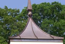 Southern Roofing Designs / Some of our custom designs.