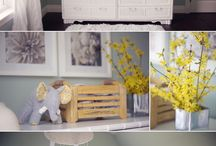 Del B Jr. | Nursery Ideas / by Danielle Jelderks