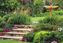 Garten/ Ebenen