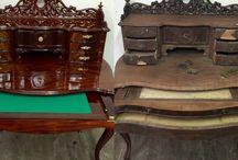 antique furniture renovation