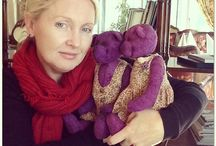 мои антикварные куклы