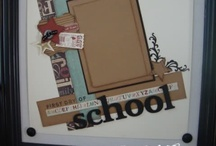 Scrapbooking - School / by Deanna Squyres