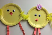 Preschool Art / Fabulous ideas that are thought up by our wonderful teachers, and created by our Preschoolers