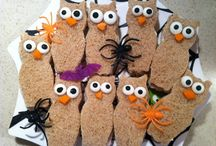 Halloween - Boo! / Spooky crafts and ghoulish treats for your little ones!