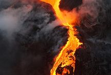 volkano lava