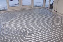 Tegelhuys ☼ Vloerverwarming / Foto's van het installeren van vloerverwarming door Vloerverwarming Nederland