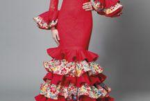 Flamingo dresses