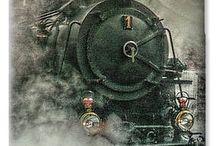 Trains & Railroads