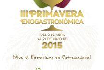 Primavera Enogastronómica 2015