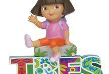 Precious Moments Dora the Explorer