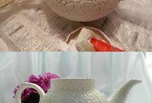 yumurta kabugu tasarımları