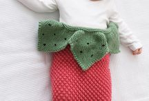 Baby things to knit
