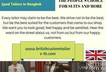 Good Tailors in Bangkok