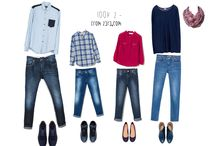 Photography by Tasha Chawner: what to wear / Not sure what to wear to your photo session?  Here are a few ideas!
