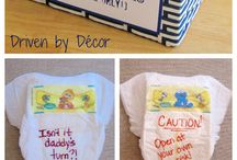 Baby shower gift ideas / Big family, good ideas