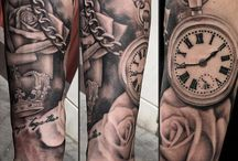 Pomysły na tatuaż róża