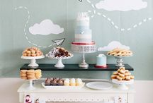 Plane themed Party Ideas