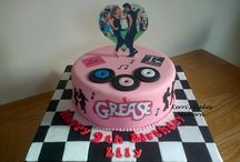 Grease cake for Grace