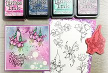 distressink cards