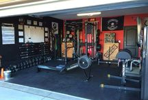 Garage Crossfit Gym / Home & garage gym inspirations