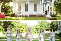 Pretty Southern Wedding / The prettiest Southern wedding pins. Love the South!