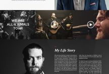 Website music