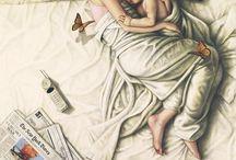 Kids, Familly, Motherhood in ART