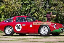 Alfa Romeo / Industry Leader in Vintage and Exotic Motorcar Leasing