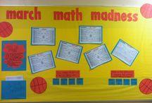 March Math Madness