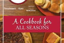 A Cookbook For All Seasons #OMGyum / Winter recipes in A Cookbook for All Seasons are brought to life by the Become A Better Baker Blog Ambassadors – Confessions of a Cookbook Queen, Dine and Dish, Hoosier Homemade, My Baking Addiction, and Shugary Sweets. #OMGyum http://bit.ly/BecomeABetterBakerWinter