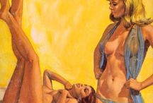 Art PinUpPup G Paul Rader