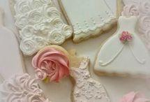 Wedding cookies