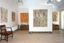 Art Aborigène : exposition Papunya • Big Bang / Art Aborigène d'Australie. Aboriginal art. Peinture d'art Aborigène. Art de Papunya Tula. Galerie d'art.