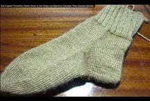çorap örme