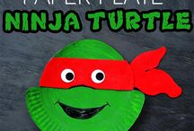 Ninja Turtle Parties